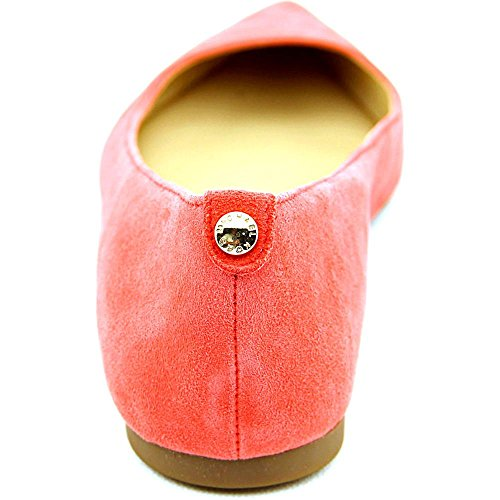 Michael Michael Kors Arianna Flat Mujer Ante Zapatos Planos