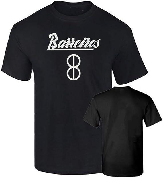 B & C Camiseta BARREIROS 8 ESPAÑA español Algodon Calidad 190grs ...