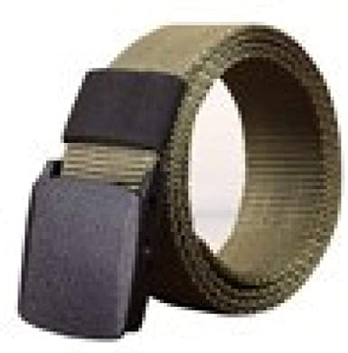 Cinturón De Hombre Ver Cinturón Elástico Automático Regalos ...