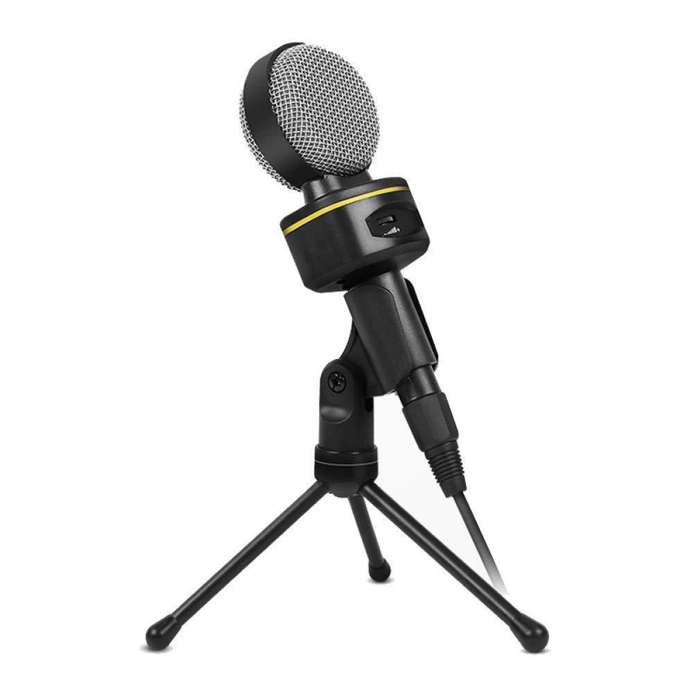 XIANGA Micrófono Condensador Micrófono Micrófono Profesional ...
