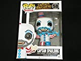#9: Sid Haig signed Captain Spaulding Funko Pop Figure (VAULTED) The Devils Rejects House 1,000 Corpses