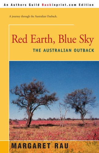 Read Online Red Earth, Blue Sky: The Australian Outback pdf epub