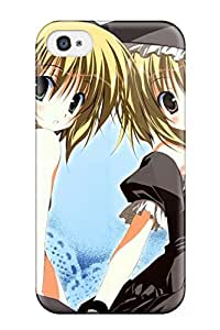 Snap-on Case Designed For Iphone 4/4s- Witch Touhou Dress Ribbons Brown Shortkirisame Marisa Alice Margatroid Witches Korie Riko Illustrator