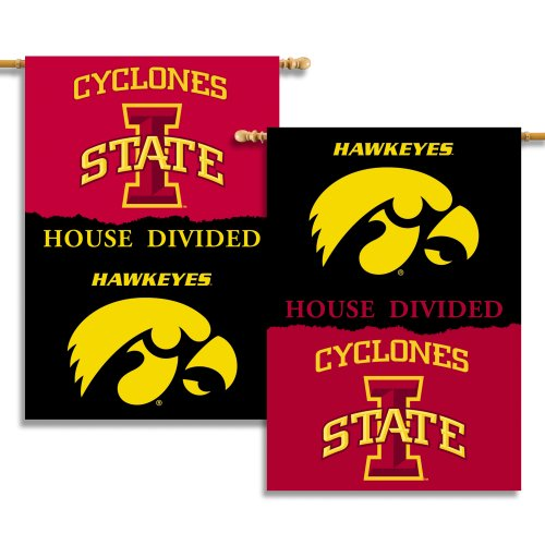 House Divided Two Sided Banner - 2