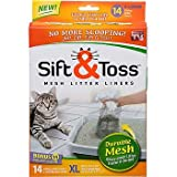 Sift & Toss Mesh Litter Liners(Size- X large)