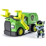 Paw Patrol - Mission Paw - Rocky's Mission Recycling Truck