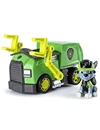 Paw Patrol - Mission Paw - Rocky's Mission Recycling Truck BOBEBE Online Baby Store From New York to Miami and Los Angeles