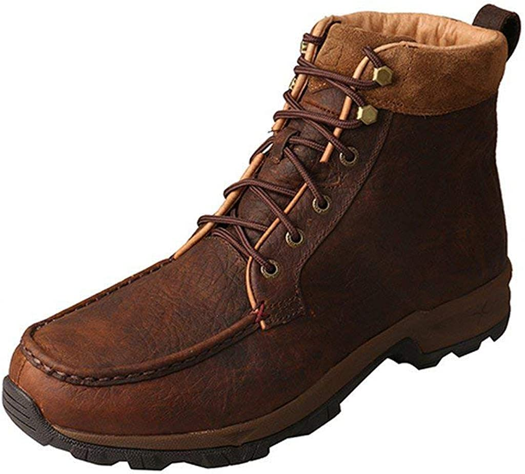 Twisted X Men s Waterproof Hiker Boot Moc Toe – Mhkw004