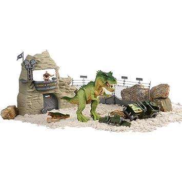 Jurassic Clash Triceratops Dino Commander