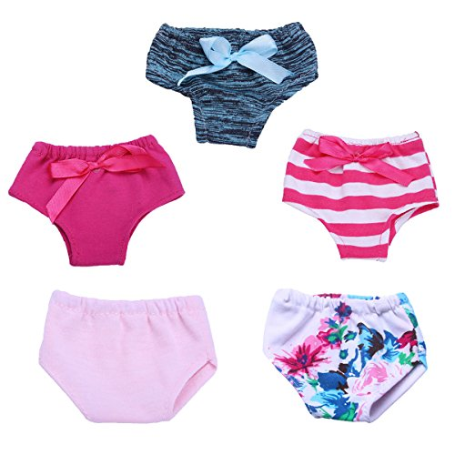 AOFUL Underwear Set of 5 for 16 - 18