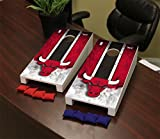 Victory Tailgate Chicago CHI Bulls NBA Desktop Mini Cornhole Game Set