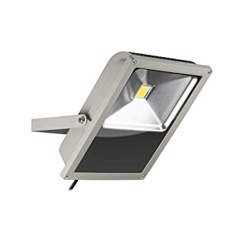 Goobay 30640 70W LED Gris Proyector - Proyectores (70 W, LED, Gris ...