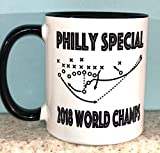 Trendz Shirts & Decals Philly Special Eagles World Champs Coffee Mug cup