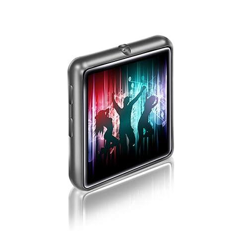 LYXMY - Reproductor de MP3 con Bluetooth, Manos Libres ...