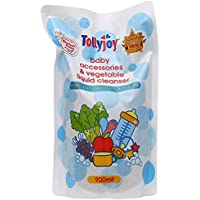 Tollyjoy Baby Accessories and Vegetable Liquid Cleanser Refill, 900ml