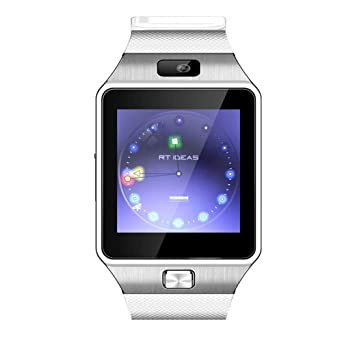dz09 Bluetooth Smart Watch Phone Mate gsm SIM for Android iPhone ...