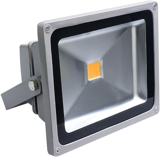 Auralum® 20W Foco LED Proyector de Luz Lámpara IP65 Impermeable ...