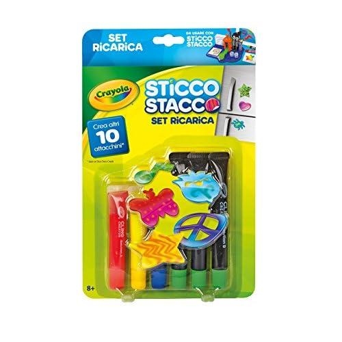 Crayola 74-7093-E-000 - Cling Creator Recharge