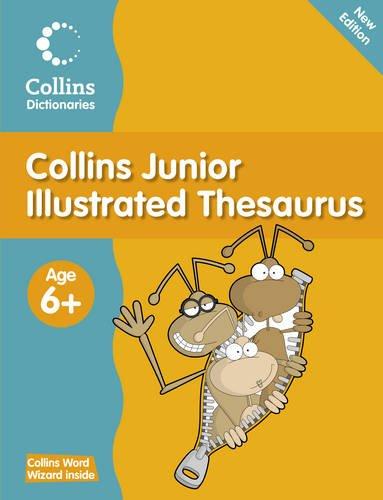 Collins Junior Illustrated Thesaurus (Collins Primary ()