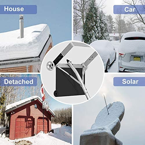 TALITARE Roof Snow Removal Tool (20FT)