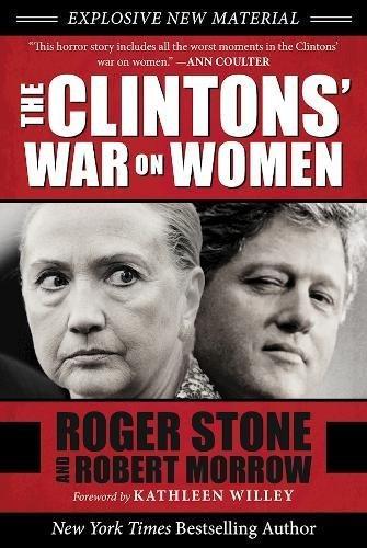 The Clintons' War on Women Bush Modern Bookcase