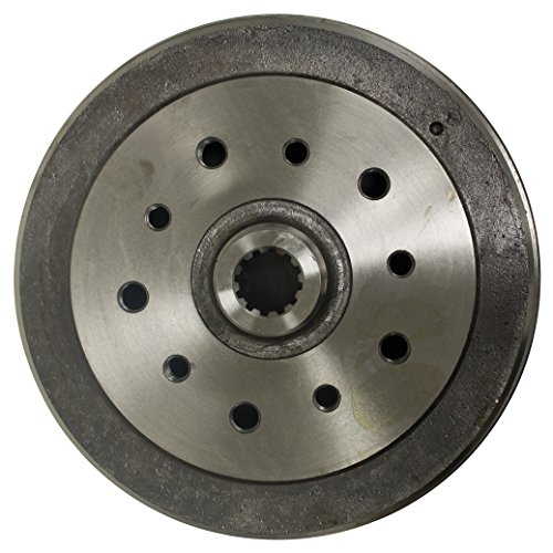 Rear Drum Brakes 5 Lug - 7
