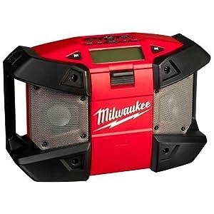milwaukee m12 c12jsr 0 compact jobsite radio. Black Bedroom Furniture Sets. Home Design Ideas