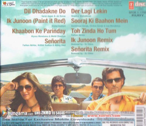 streaming film zindagi na milegi dobara