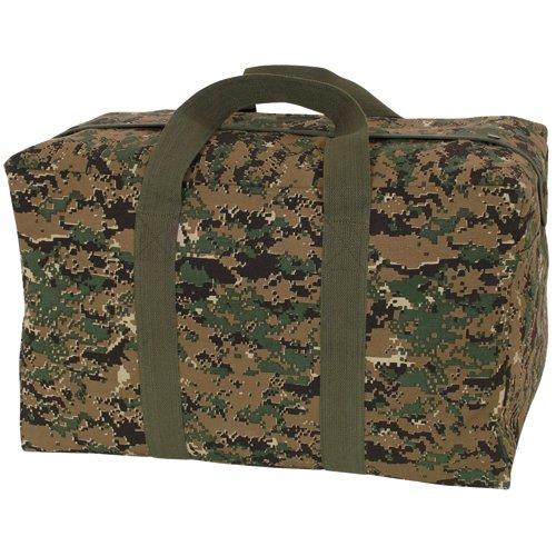 Fox Outdoor Products Parchute Cargo Bag, Digital - Parachute Cargo