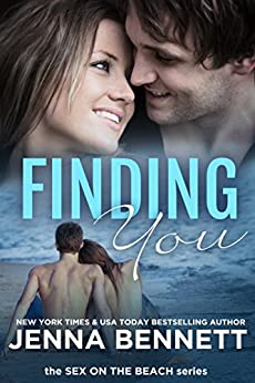 Finding You: Cassie and Ty book 2 (Sex on the Beach New Adult Novellas) by [Bennett, Jenna]