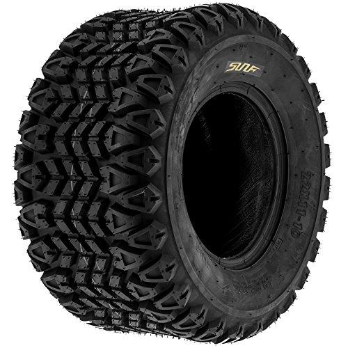SunF G003 Lawn Garden Turf Mower Tires (23X10.50-12)