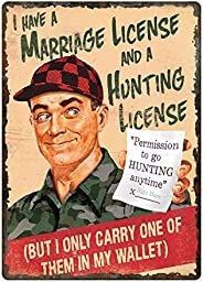River's Edge Marriage & Hunting License