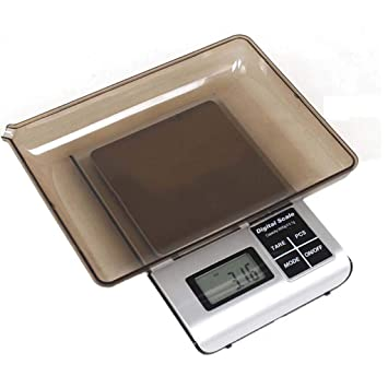 Básculas de cocina DUDDP Balanzas electrónicas de acero inoxidable ...