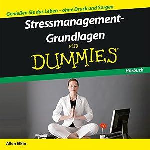Stressmanagement-Grundlagen für Dummies Hörbuch