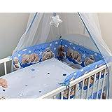 Construction Digger Cot Bed Junior Duvet Set Amazon Co Uk