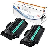 Starink Compatible Toner Cartridge Replacement for Samsung MLT-D105L (2 Black)