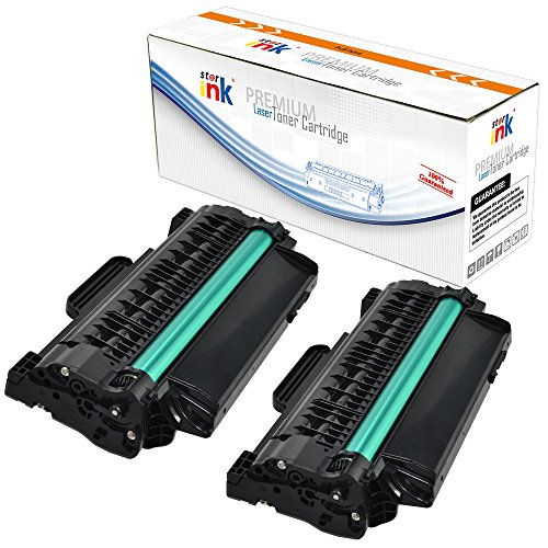 Starink MLT-D105L Compatible Samsung D105L Black Toner Cartridges, Replacement for ML-1910 ML-1915 ML-2525 ML-2525W ML-2540 ML-2545 ML-2580N SCX-4600 SCX-4623F SCX-4623FN SCX-4623FW SF-650 SF-650P