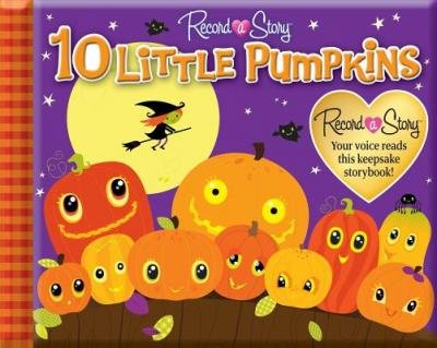 Read Online [(Record a Story Ten Little Pumpkins )] [Author: Pil] [Jul-2011] pdf epub
