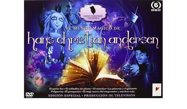 Amazon.com: El Mundo Mágico H.C.Andersen (Pack) (Import ...