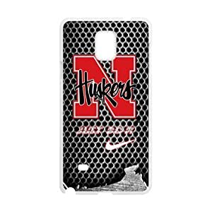 Todaoot Nebraska Cornhuskers Custom Case Shell Cover for SamSung Galaxy Note4 (Laser Technology)