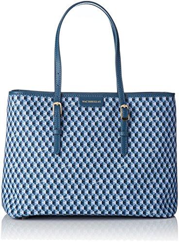 Mac Douglas Everton Paloma Borse A Spalla Donna Blu diamant Bleu