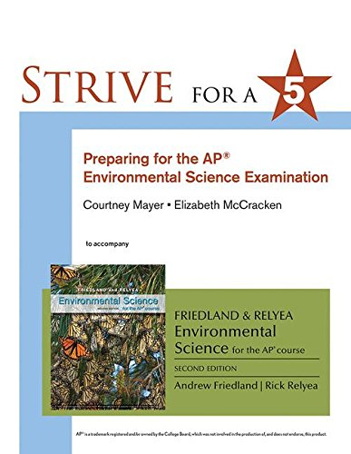 Strive for 5: Preparing for the AP® Environmental Science Exam