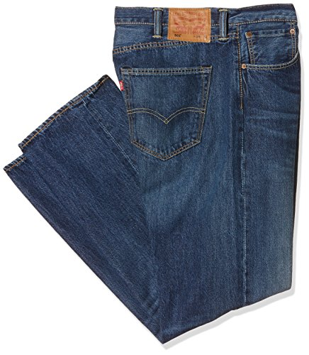 Levi's 501 Original Fit - Jeans para Hombre Blau (INDIGO PATH STRONG 2294)