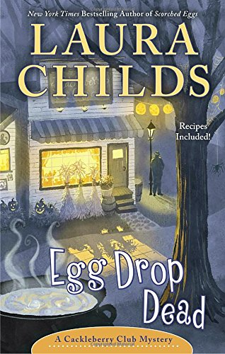 [Egg Drop Dead (A Cackleberry Club Mystery)] (Egg Drop)