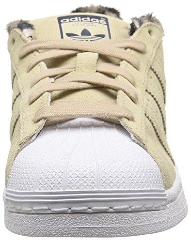 Sand Dust adidas Femme Dust Superstar Basket Sand St Mode St S76148 White Beige r1qvYw1Z