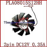 PUULI PLA08015S12HH Graphics Card F
