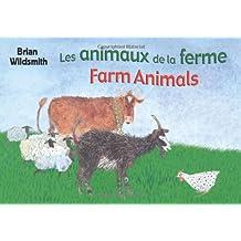Farm Animals (French/English) (French and English Edition)