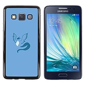 Stuss Case / Funda Carcasa protectora - Articuno P0kemon Mínimo - Samsung Galaxy A3