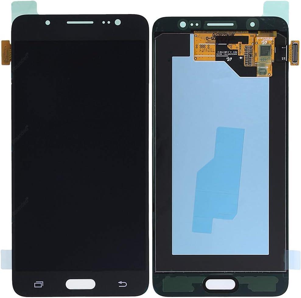 MMOBIEL Repuesto Pantalla LCD Compatible con Samsung Galaxy J5 J510F/FN 2016 5.2 pulg. (Negro) Incl. Herramientas: Amazon.es: Electrónica