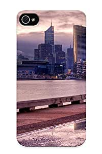 0fac57e4368 Docklands Melbourne Australia Protective Case Cover Skin/iphone 6 4.7 Case Cover Appearance